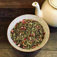 Rosalinde tea (green tea with roses) - Green Tea