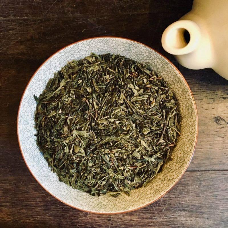 Earl Grey Green - Green Tea