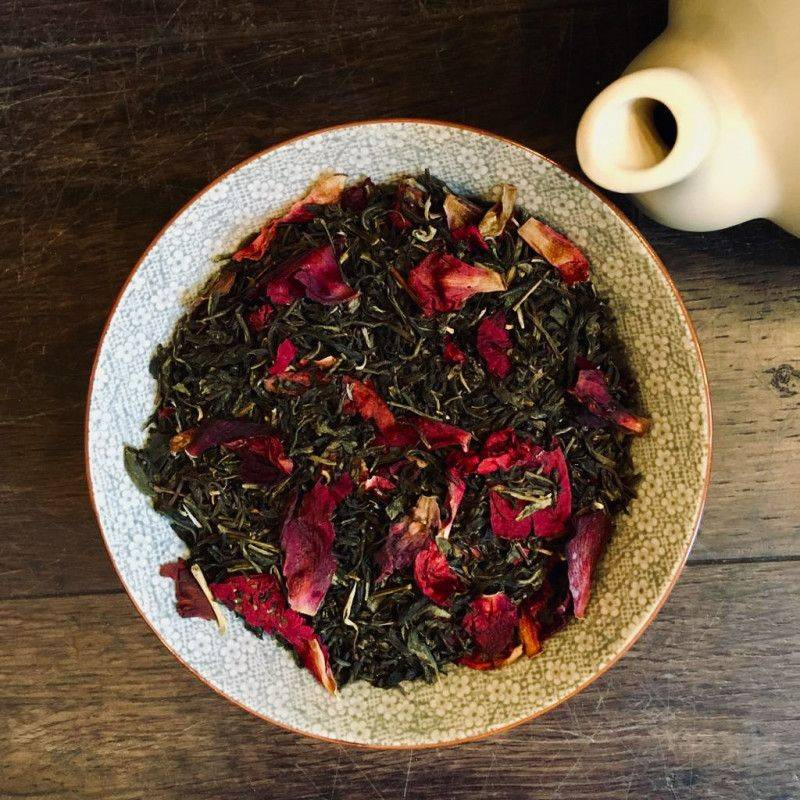 Teardrop of Peony (Dan Lei) - White Tea