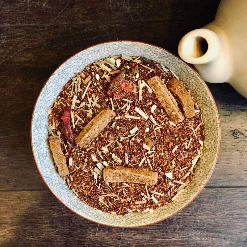 Rooibos Dragon Fruit Ginger - Organic - Rooibos/Honeybush