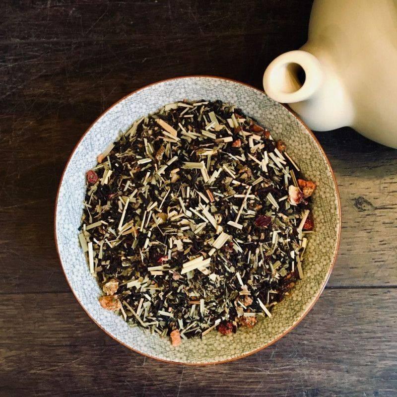 Strawberry Fields Forever - Black Tea
