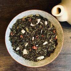 Strawberry Winter - Green Tea