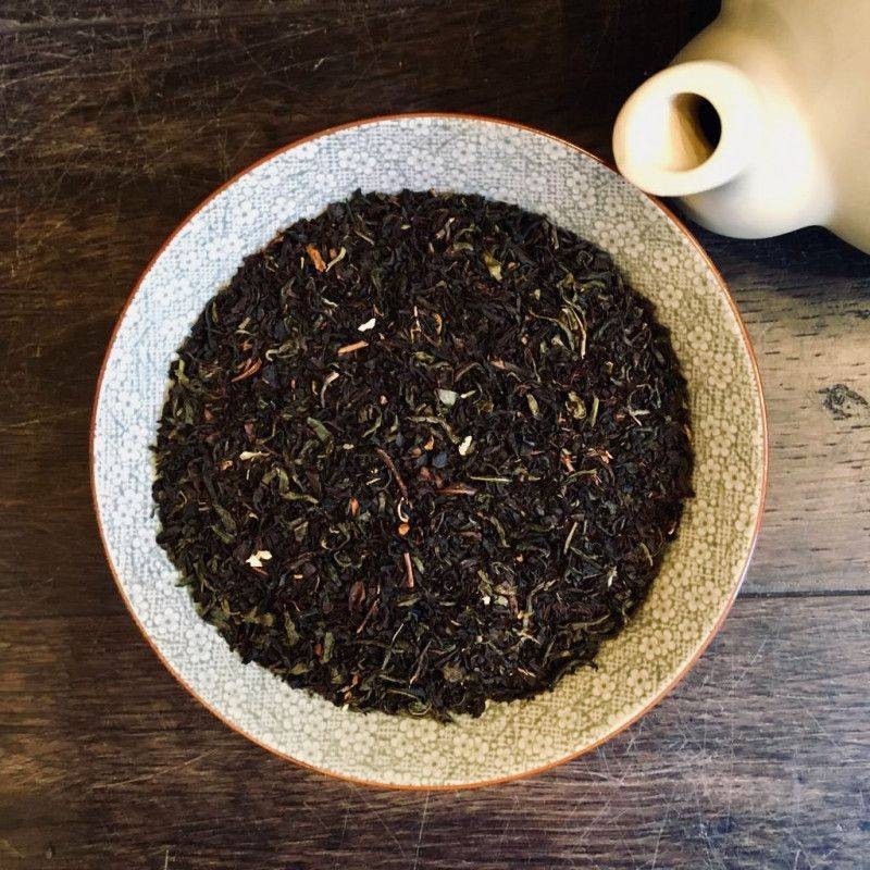 Earl Gray with Jasmine - Black Tea