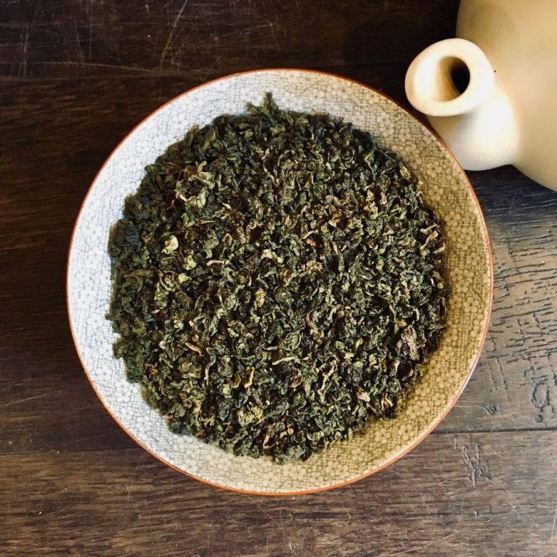 Groene Oolong Tin Kuan Yin - Oolong Tea
