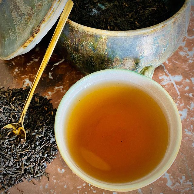 Lapsang Souchong infusie
