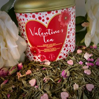 Valentijn's thee