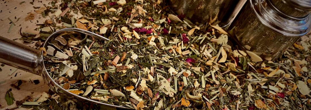 Loose leaf quality tea