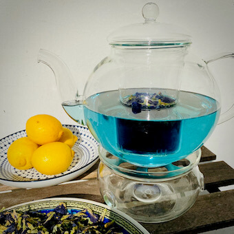 Butterfly Pea Thee