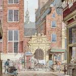 Het Kleinste Huis in 1787